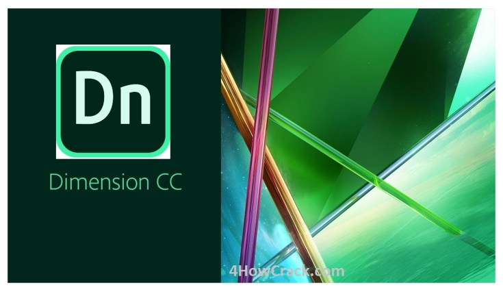 Adobe Dimension CC Crack Full Version