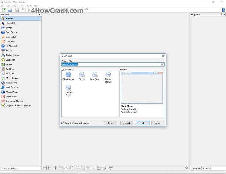 AutoPlay Menu Builder Serial Number