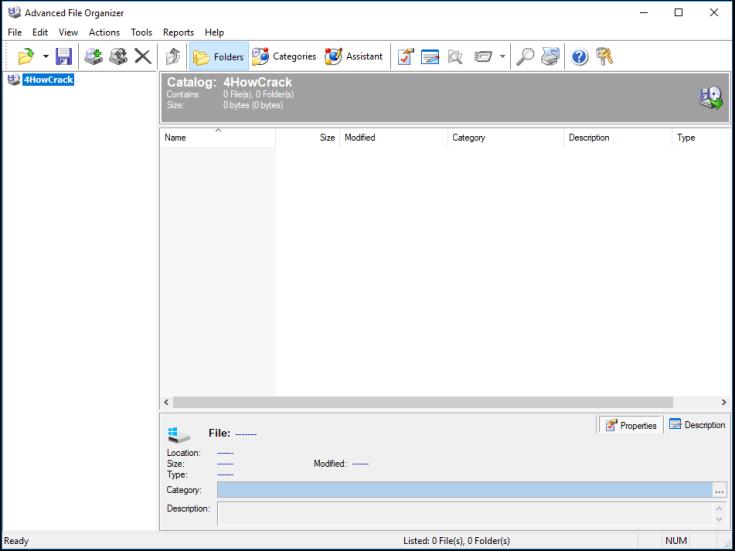Advanced File Organizer Registration Code