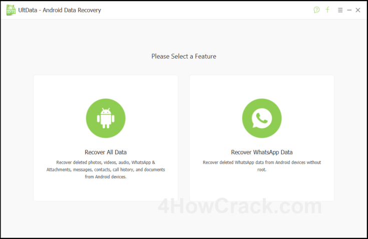 Tenorshare UltData for Android Registration Code