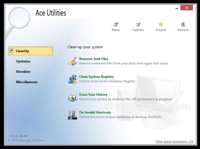 Ace Utilities Registration Key