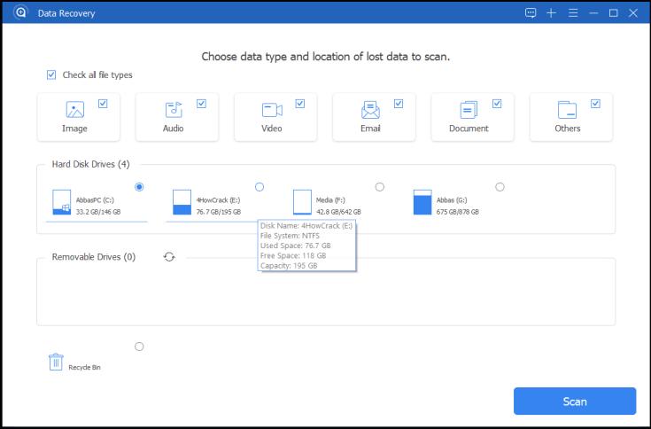 Apeaksoft Data Recovery Registration Code