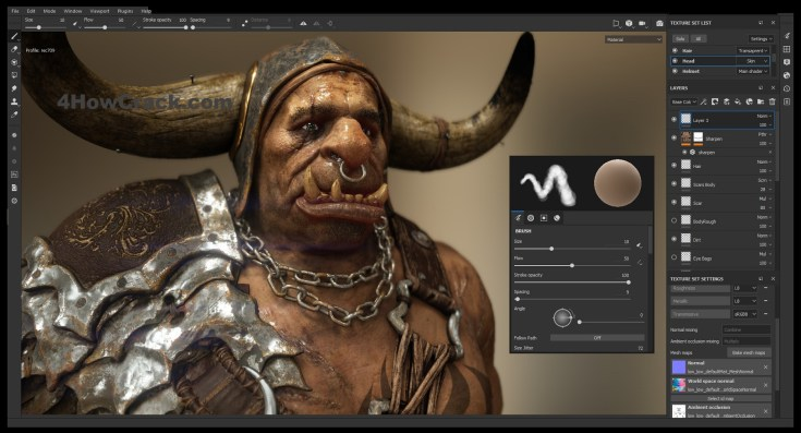 Substance Painter License File Crack