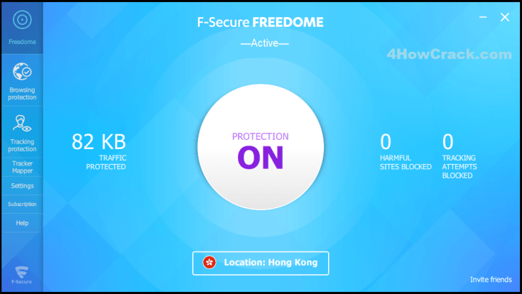 F-Secure Freedome VPN Full Version Free Download