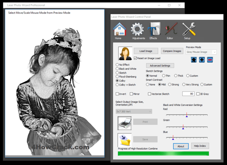 Laser Photo Wizard Professional Serial Number