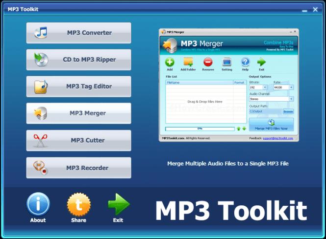 MP3 Toolkit Serial Code Full Version