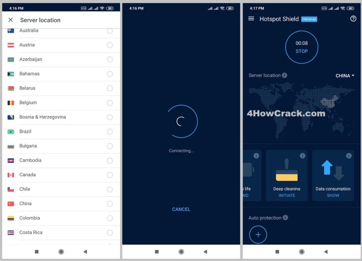 Hotspot Shield Premium VPN APK for Android