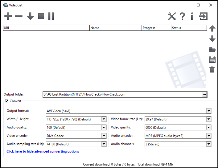 Nuclear Coffee VideoGet License Key Download