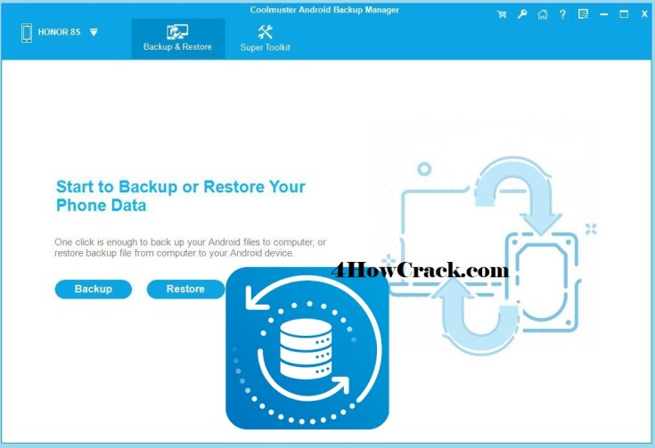 Coolmuster Android Backup Manager Serial Key