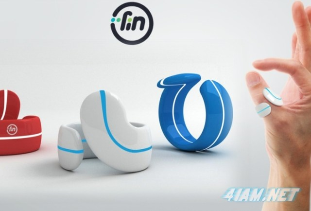 Fin-Bluetooth-Ring