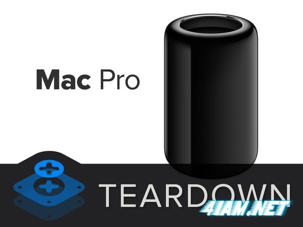 Новый Mac Pro разобрали специалисты iFixit