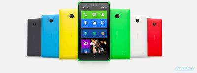 Nokia официально представила линейку смартфонов на Android
