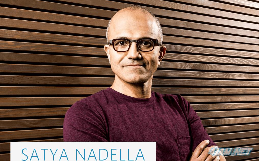 Сатья Наделла — новый CEO Microsoft