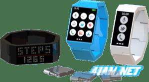 """Blocks - """"умные"""" часы модульной конструкции"""