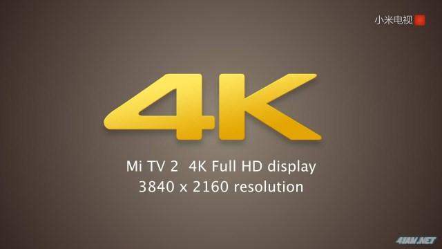 Xioami Mi TV 2 4K