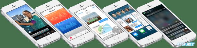 apple ios 8 iphone