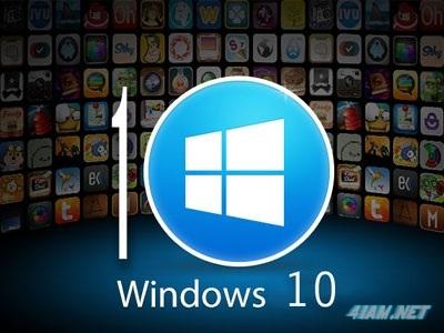 Microsoft, Windows 10, Logo