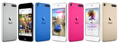 Apple представила 6-е поколение iPod Touch