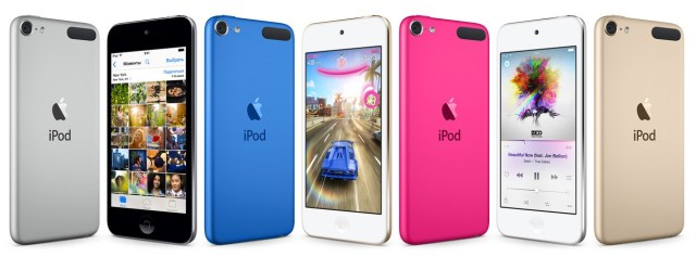 Apple iPod Touch 6G - Hero