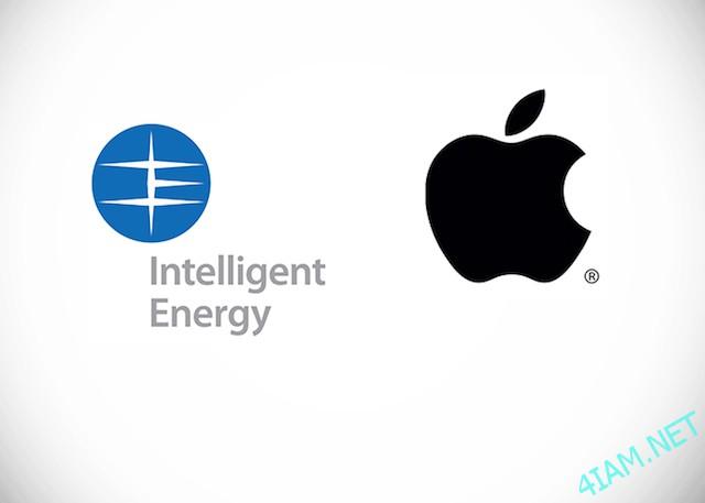 Intelligent Energy & Apple