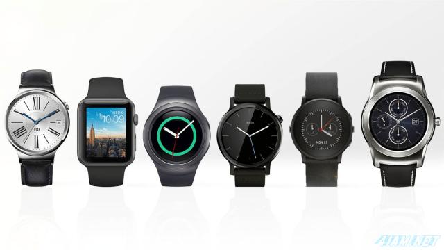 SmartWatc Comparison 2015, сравнение, тест, умные часы 2015