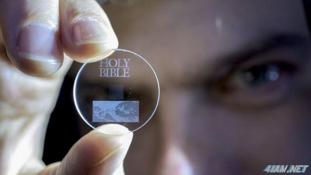 5D технология записи, будущие диски, максимальная сохранность инфомации
