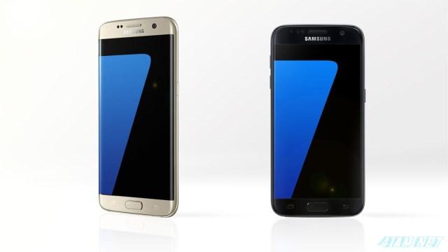 Samsung Galaxy S7 and S7 Edge Hero