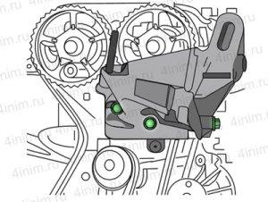 кронштейн опоры двигателя Форд Куг