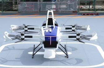 Первая летающая машина в мире (SD-03)
