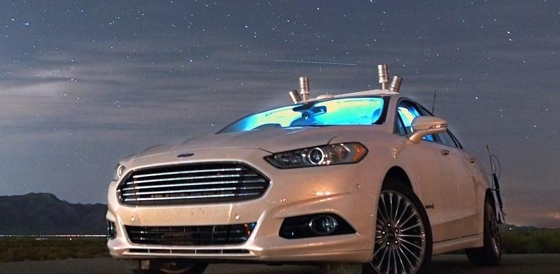 беспилотные автомобили существуют