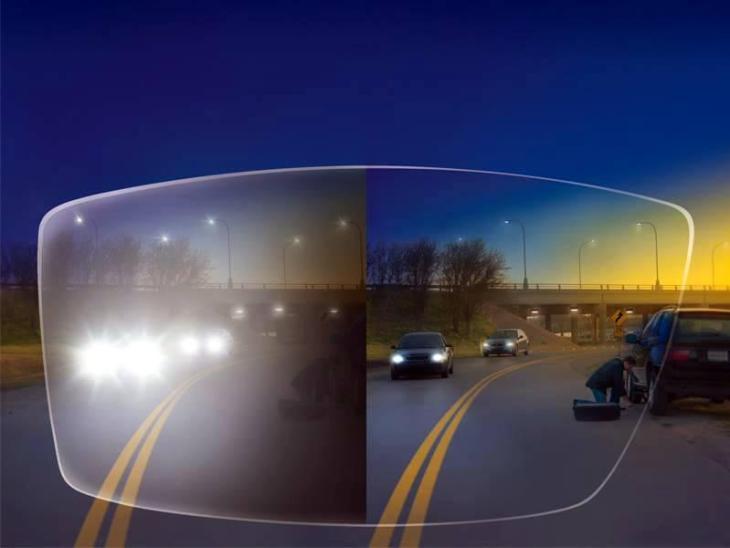 антибликовые очки с диоптриями