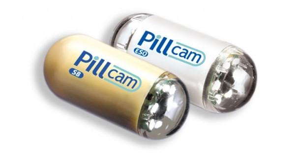 Таблетка с камерой (Pillcam)