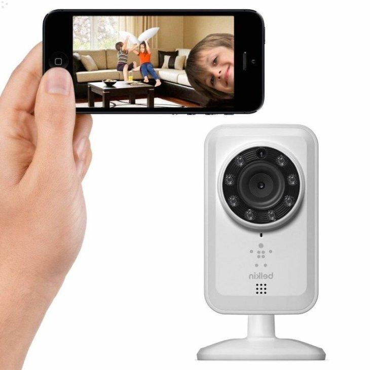 видеонаблюдение для дома через интернет