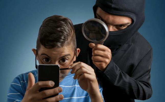 слежка смартфон