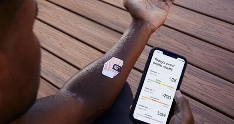 Пластырь для спортсменов, измеряющий уровень жидкости в организме – Gatorade