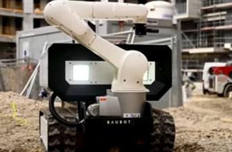 строительный робот
