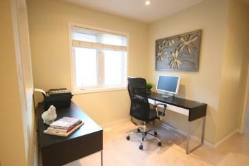 Photo: Second floor loft office