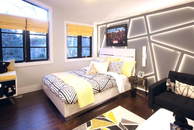 Kash's 'Modern Marvel' Bedroom