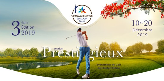 Vanilla Islands Pro Am Tours 2019