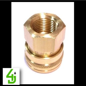 Brass Quick Connectors