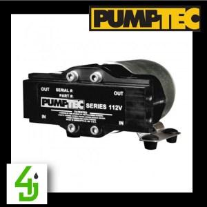 Series 112V Pump and Motor