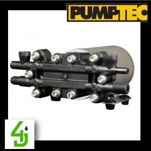 Series 114T Pump and Motor