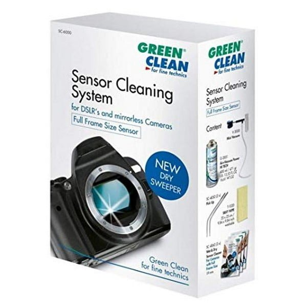 Green Clean SC-6000 Kit de curatare senzor FULL FRAME