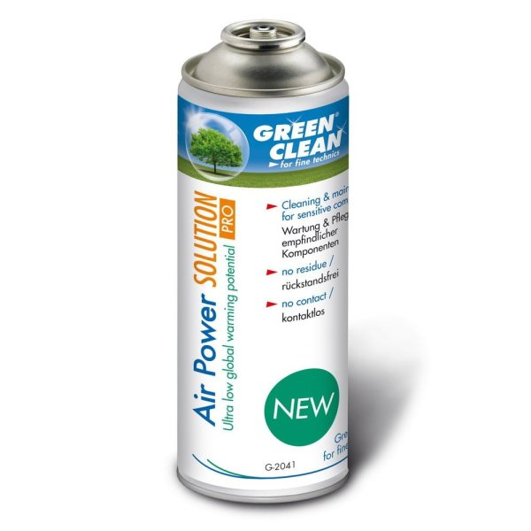 Green Clean GS-2041 Kit spray cu aer SOLUTION PRO