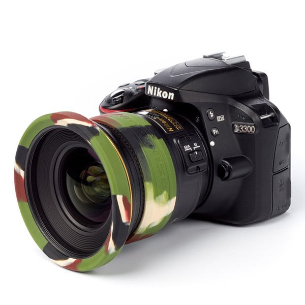 EasyCover Protectie pentru lentile