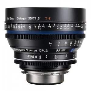 Carl Zeiss CP.2 1.5/35 T* Super Speed