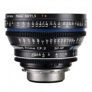 Carl Zeiss CP.2 1.5/50 T* Super Speed