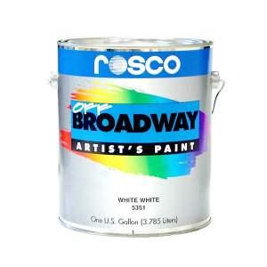 Rosco Off Broadway - vopsea 3,8 l pentru teatru