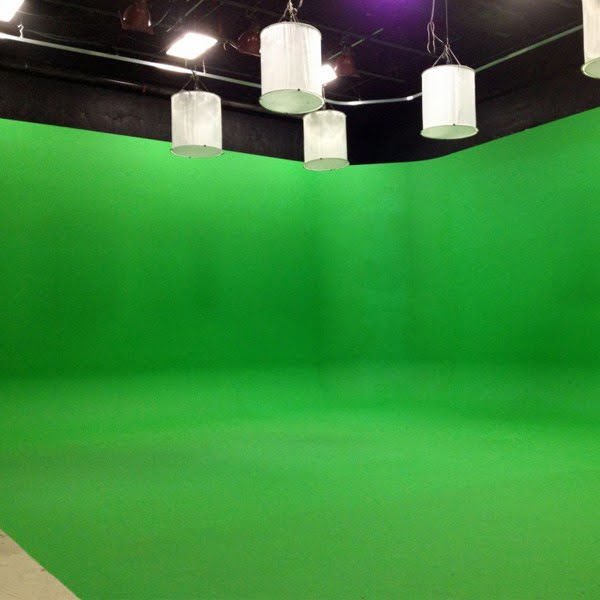 Rosco Vopsea Chroma Key verde