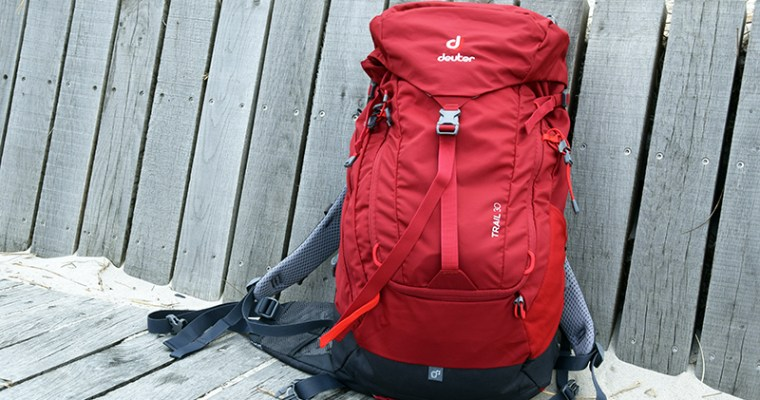 Getest: de Deuter Trail 30 wandelrugzak